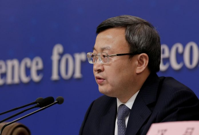 China says working with U.S. day and night to get trade deal
