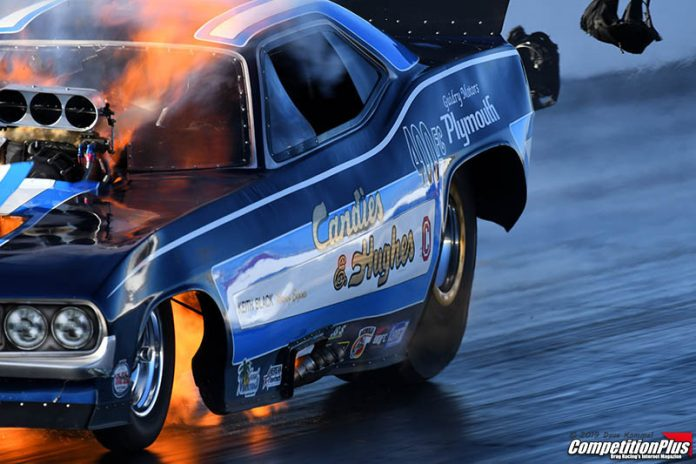 MARONEY ON FUNNY CAR EXPLOSION: