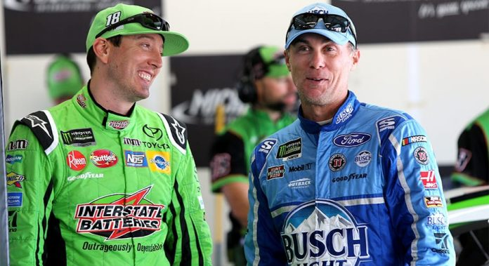 Kevin Harvick: No one I want to beat more than Kyle (Busch)