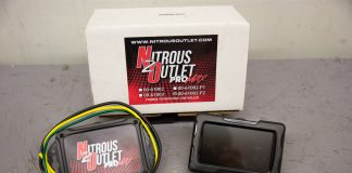 Nitrous Outlet's Pro Wiring Harness And ProMax Nitrous Controller