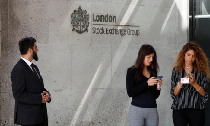 Stocks, pound rally as tweaked Brexit deal soothes investor worries