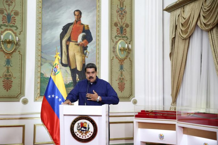 Venezuela, blaming U.S. for blackout, orders diplomats to leave