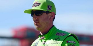 Kyle Busch on the verge of NASCAR history at Auto Club
