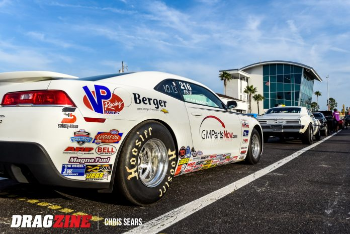 The 50th Annual NHRA Gatornationals From Gainesville Raceway