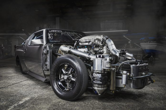 Chris Rankin's 1987 Twin-Turbo LS Chrysler Conquest