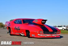 Jason Harris Ready To Begin 2019 Pro Nitrous Title Defense At GALOT