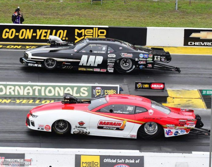 TUTTEROW WINS PRO MOD SEASON OPENER AT GAINESVILLE RACEWAY