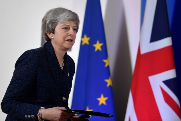 EU leaders give Britain 'last chance' for orderly Brexit