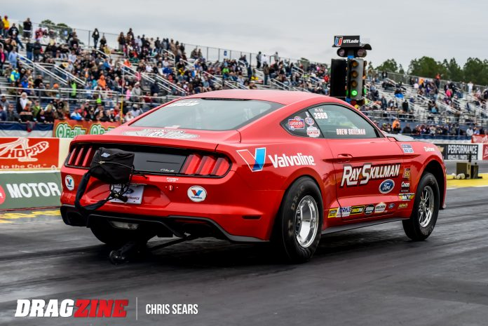 NHRA Tech Dept. Issues Parity Adjustments for Pro Mod, Factory Stock