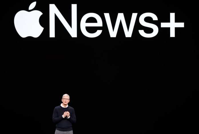 Apple updates news app, digital wallet; set to enter video streaming
