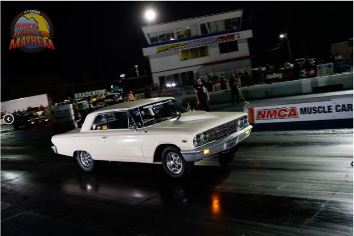 Classic Instruments Sponsors NMCA Muscle Car Nationals