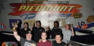 SHRADER SET TO DEFEND PIEDMONT POINTS TITLE DURING FIRST EVER CALL OUT EVENT