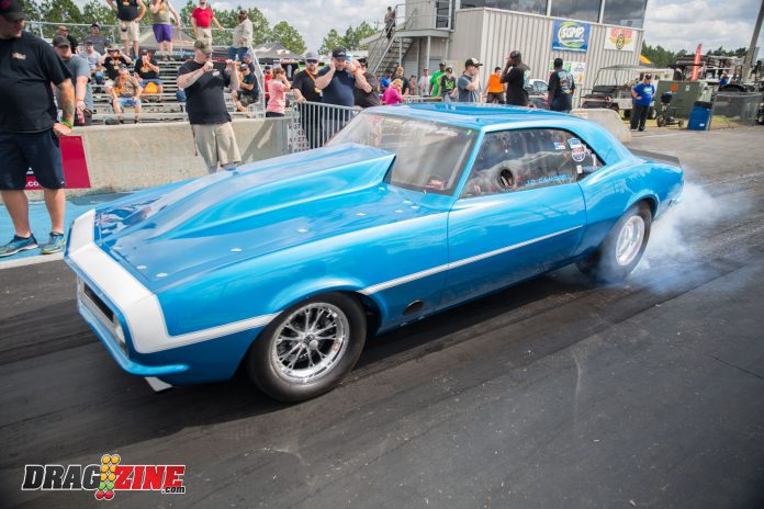 J.D. Campbell Wants To Rule At The Outlaw Street Car Reunion