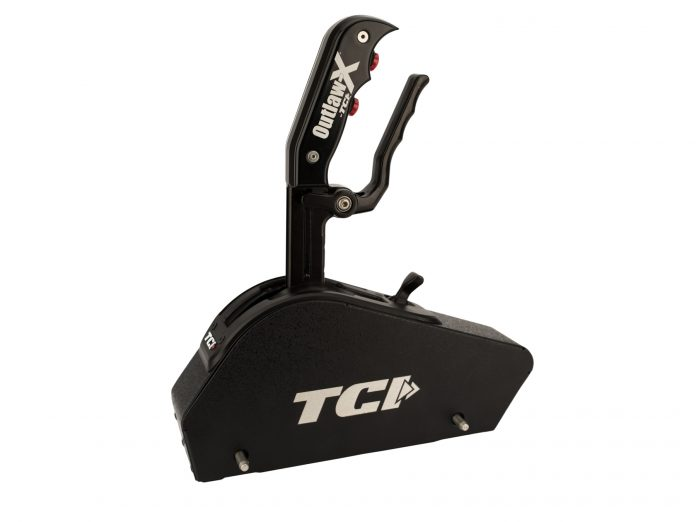 Shift Easy With TCI's Outlaw-X Shifter And Shift Solenoid