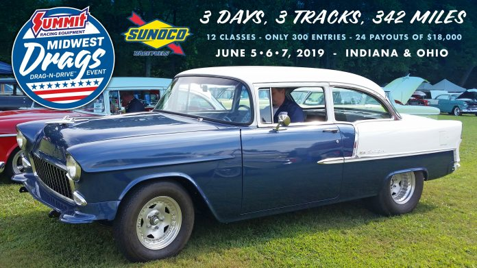 3 Days, 3 Tracks, 342 Miles: Summit Racing's Midwest Drags