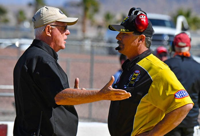 GITTINGS REFELCTS ON CHANGES IN NHRA OFFICIAL STARTER'S ROLE