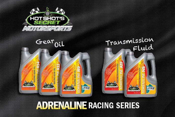 Hot Shot's Secret Releases Racing Transmission Fluid And Gear Oil