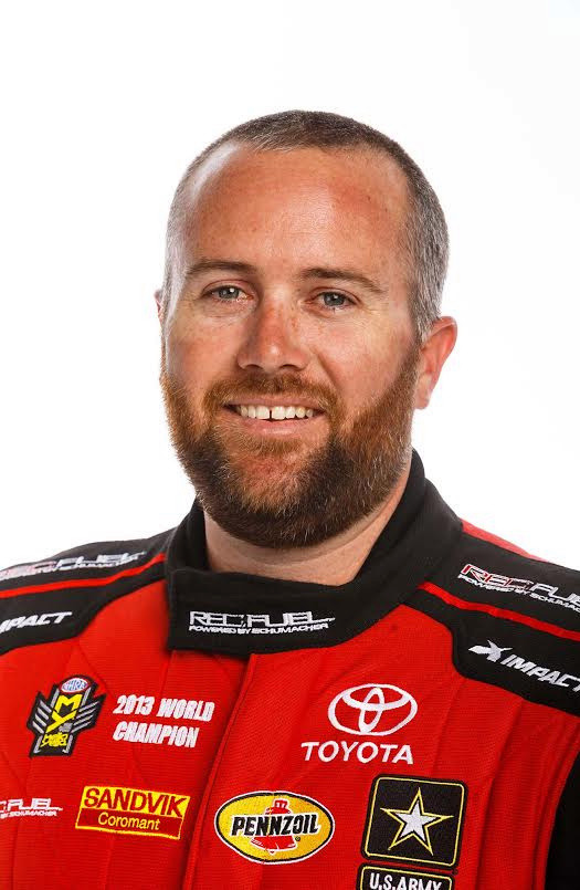SPORTSMAN CHAD LANGDON'S SUCCESSFUL TRANSPLANT INSPIRES FUNNY CAR DRIVER SON SHAWN ON TRACK AND OFF