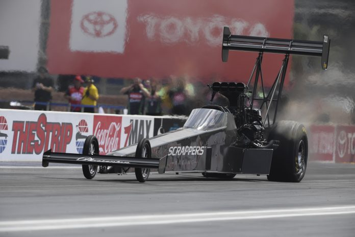 WILKERSON, SALINAS, BUTNER AND HECTOR JR. PROVISIONAL NO. 1 QUALIFIERS AT DENSO NHRA FOUR-WIDE NATIONALS