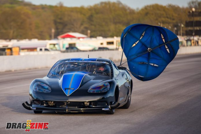 Outlaw Street Car Reunion Brings Radials And Slicks Together