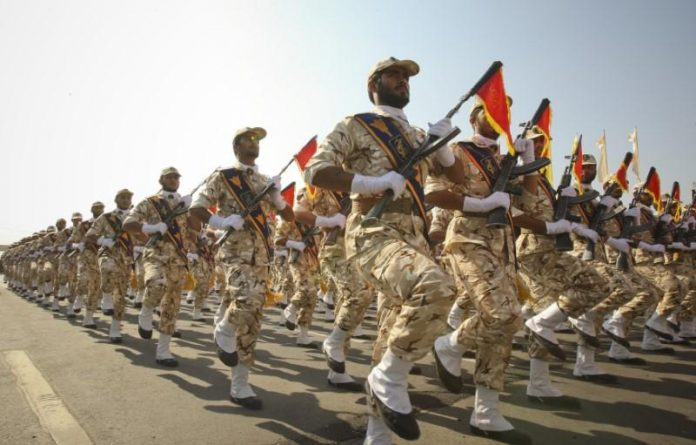 U.S. to designate elite Iranian force as terrorist organization
