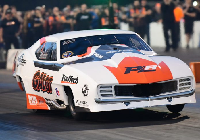 COX SHINES IN RECORD-SETTING PDRA QUALIFYING