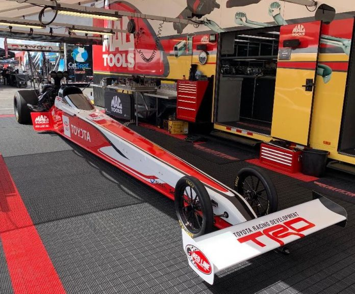 TOYOTA TO SERVE AS PRIMARY SPONSOR OF DOUG KALITTA IN HOUSTON