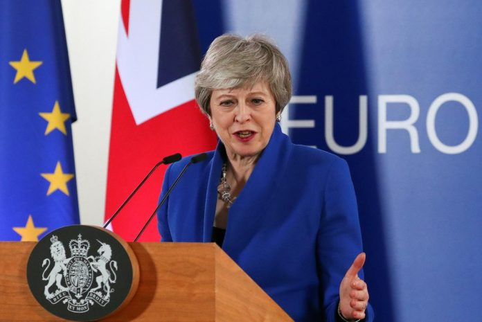 EU gives PM May 'flexible' Brexit recess to October 31