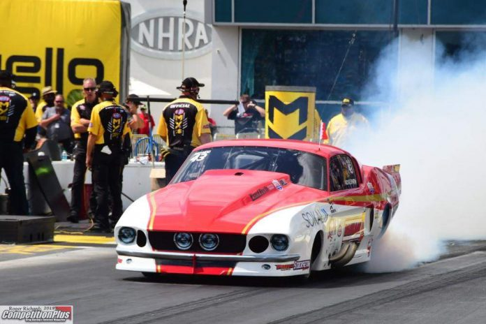 FOR RICKIE SMITH, NITROUS IS A DISTANT MEMORY