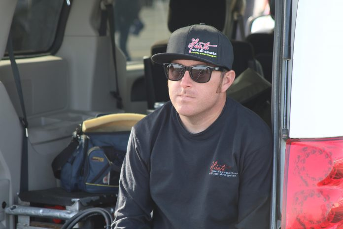 SMITH RETURNS TO SEAT FOR HIRATA MOTORSPORTS, BRINGS ALONG NEW PARTNERS