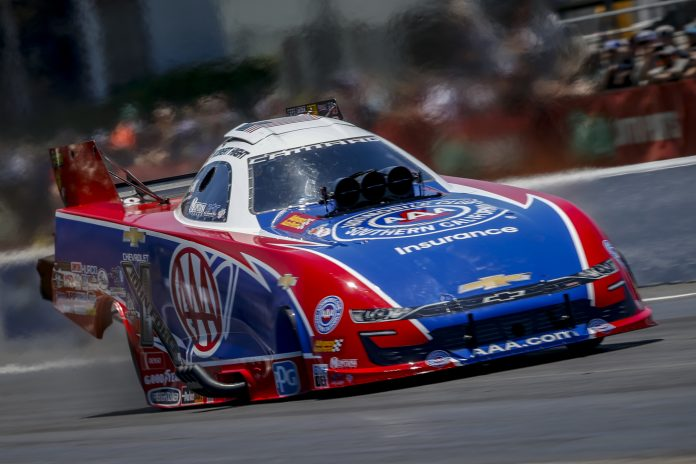 HIGHT MAKES IT A JFR SWEEP AT SPRINGNATIONALS