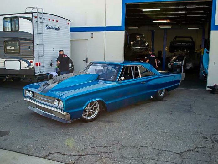 LPRacing's Twin Turbo 1966 Dodge Coronet Street Car