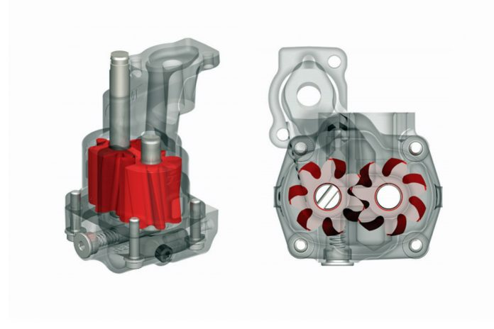 High Performance Oil Pump Design and Engineering