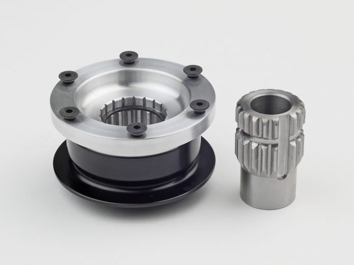 IDIDIT's New Self-Centering Steering Hubs