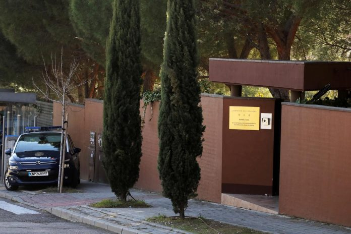 U.S. arrests former Marine connected to North Korea embassy raid in Spain