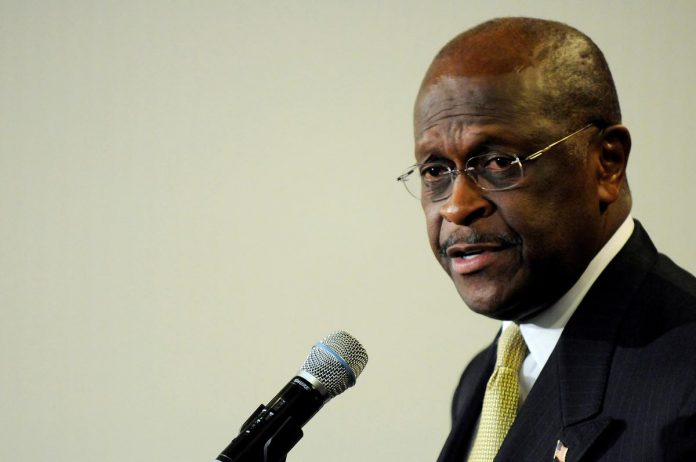 Cain withdraws from Fed consideration, citing lower pay, influence