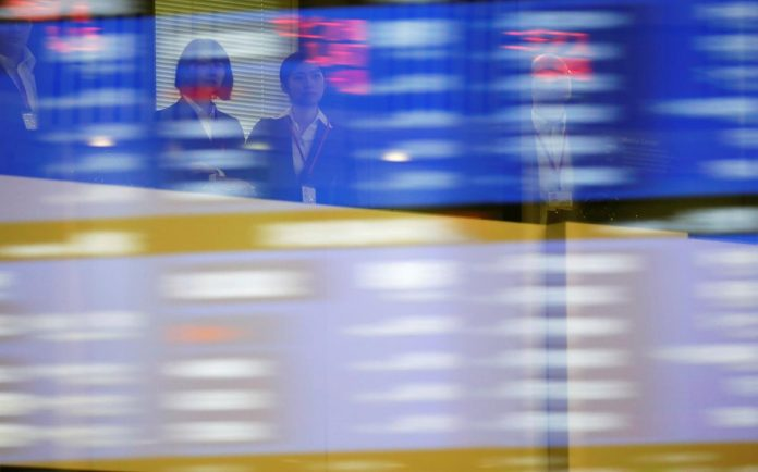 Asian shares steady after Easter weekend; oil hits 2019 highs