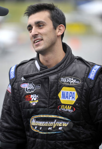 VINCENT NOBILE TO COMPETE IN MOUNTAIN MOTOR PRO STOCK