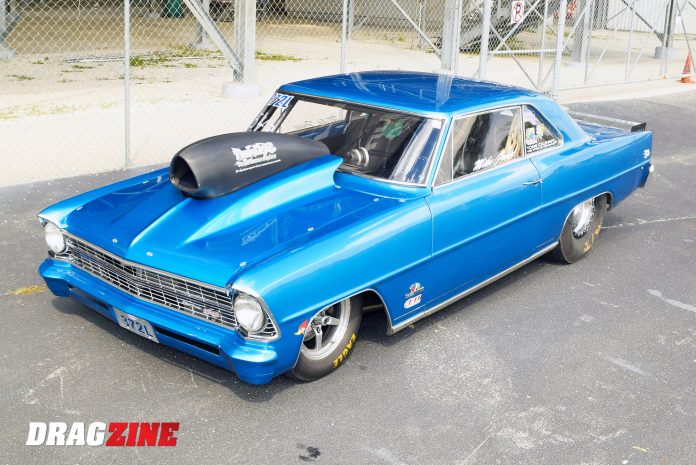 Mike Frese Is A Self-Taught Craftsman and his Chevy II Shows It