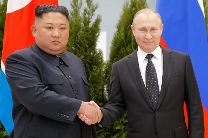 Putin says U.S. guarantees unlikely to prompt North Korea to de-nuclearize