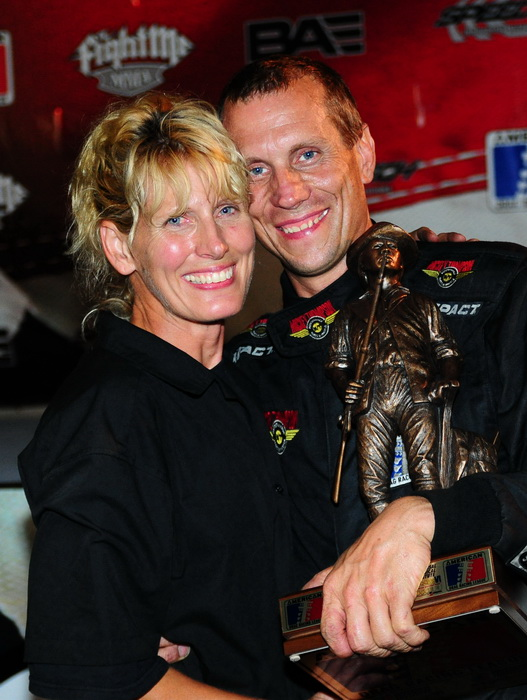 BILLY GLIDDEN RETURNS TO COMPETITION, THIS TIME AS A CREW CHIEF