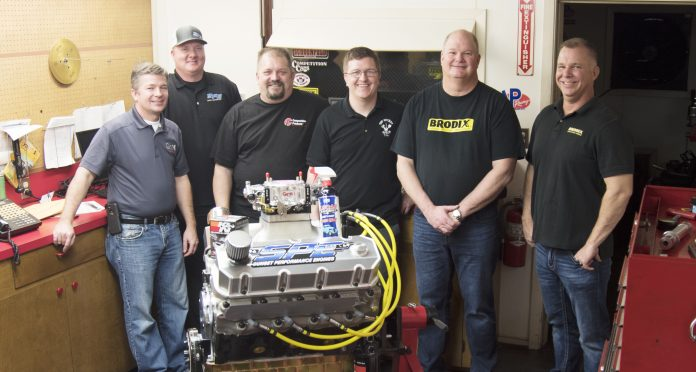 Brodix Helps Provide Tons Of Horsepower For A Deserving Hero