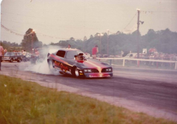 THE DRAG RACING CAPITOL OF THE WORLD?