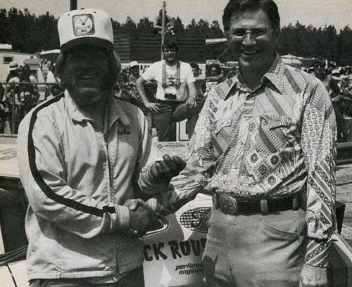 FORMER MMPS ICON SMITH REMINDED OF DAYS GONE BY WITH NHRA'S NEWEST EXHIBITION CLASS