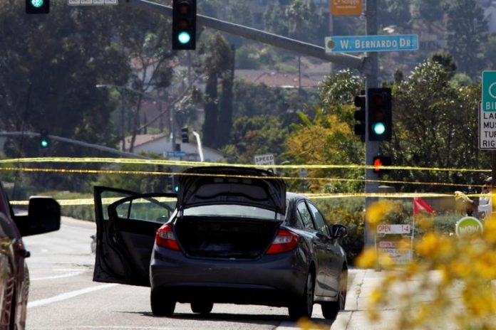 Police examine motive of man accused of deadly California synagogue attack