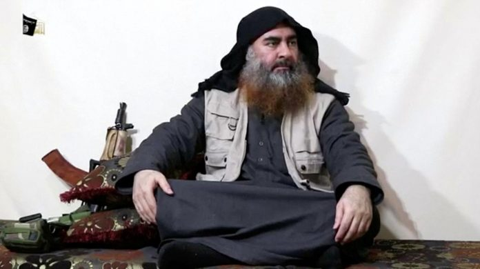Iraq says I.S. remains threat, leader Baghdadi filmed video in 'remote area'