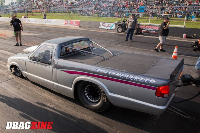 Larry Larson Going For The World's Fastest Street Vehicle Record