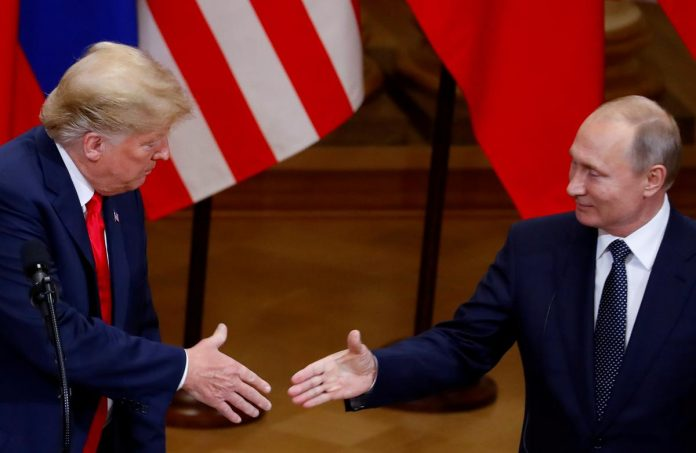 Trump says he, Putin discussed new nuclear pact possibly including China