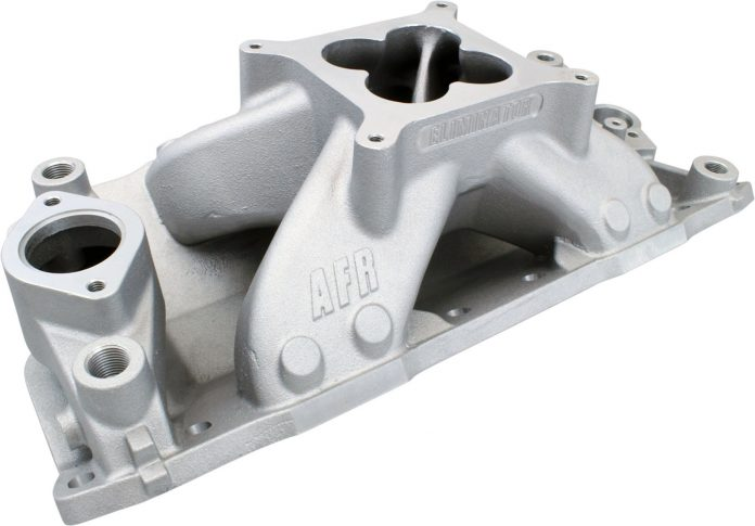 Air Flow Research Introduces New Aluminum Intake Manifolds