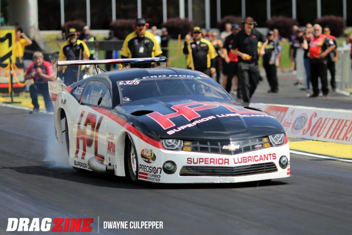 NHRA Southern Nationals Coverage From Atlanta Dragway